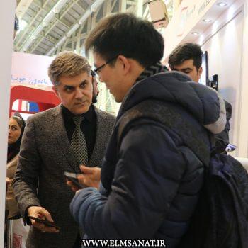 حمیدرضا صدیقی نمایشگاه iransse2016 علم و صنعت نمایشگاه حفاظت الکترونیک IRANSSE2016 hamidreza sedighi iransse 2016 1 350x350