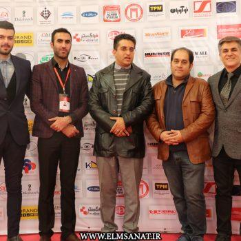 حمیدرضا صدیقی نمایشگاه iransse2016 علم و صنعت نمایشگاه حفاظت الکترونیک IRANSSE2016 hamidreza sedighi iransse 2016 7 350x350