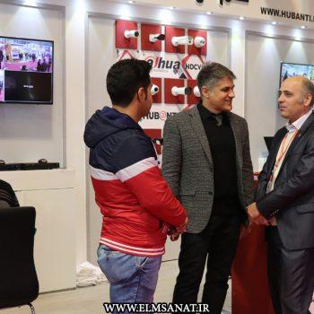 حمیدرضا صدیقی نمایشگاه iransse2016 علم و صنعت نمایشگاه حفاظت الکترونیک IRANSSE2016 hamidreza sedighi iransse2016 1 350x350