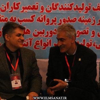 حمیدرضا صدیقی نمایشگاه iransse2016 علم و صنعت نمایشگاه حفاظت الکترونیک IRANSSE2016 hamidreza sedighi iransse2016 4 350x350