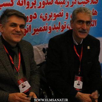 حمیدرضا صدیقی نمایشگاه iransse2016 علم و صنعت نمایشگاه حفاظت الکترونیک IRANSSE2016 hamidreza sedighi iransse2016 6 350x350