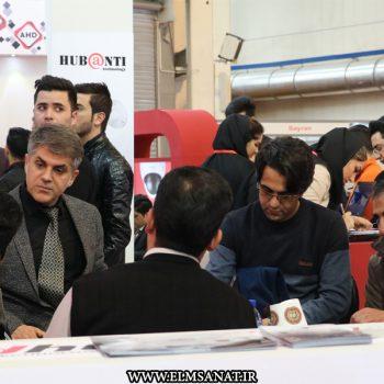 نمایشگاه iransse2016 علم و صنعت نمایشگاه حفاظت الکترونیک IRANSSE2016 hamidreza sedighi iransse2016 7 350x350
